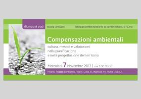 Compensazioni ambientali - giornata di studi