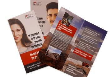 Locandine, banners, brochure esito web