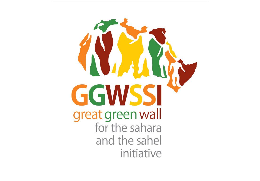 logo GGWSSI - Great Green Wall for the Sahara and the Sahel Initiative