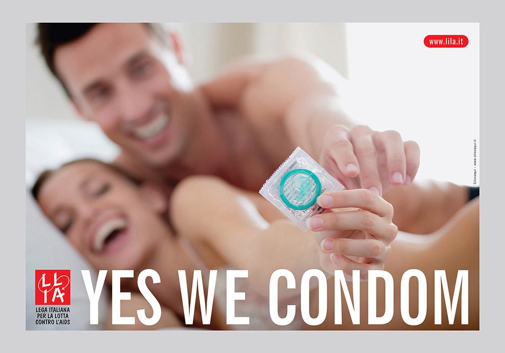 campagna Lila per la prevenzione dell'Hiv