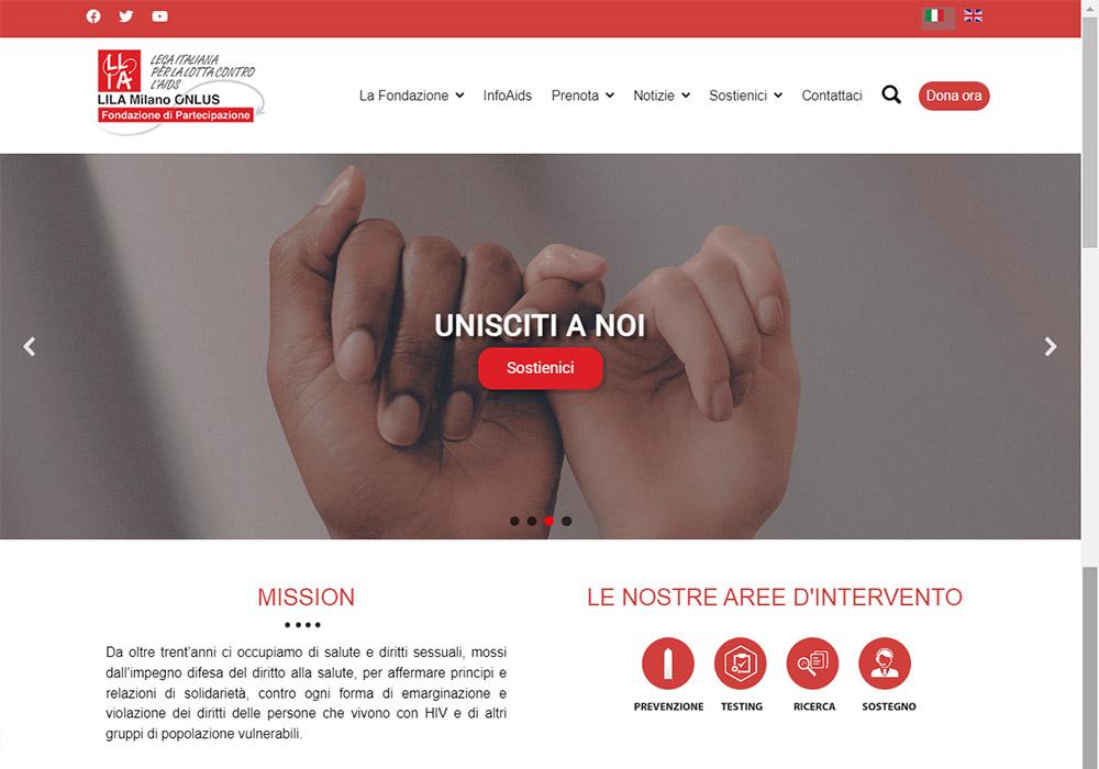 sito web www.lilamilano.it