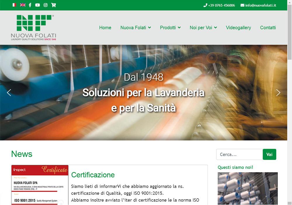 sito web www.i.nuovafolati.it