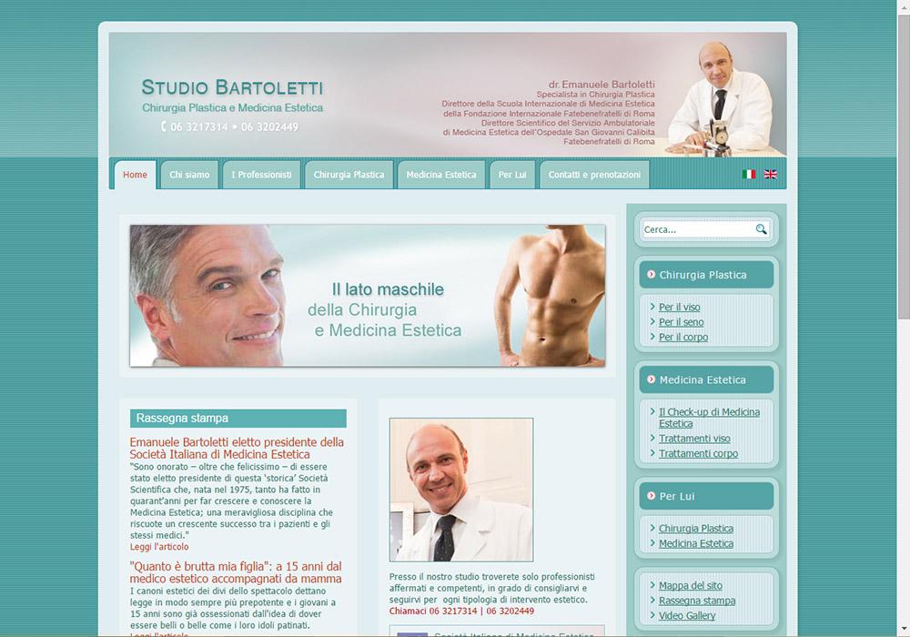 sito web www.studiobartoletti.com